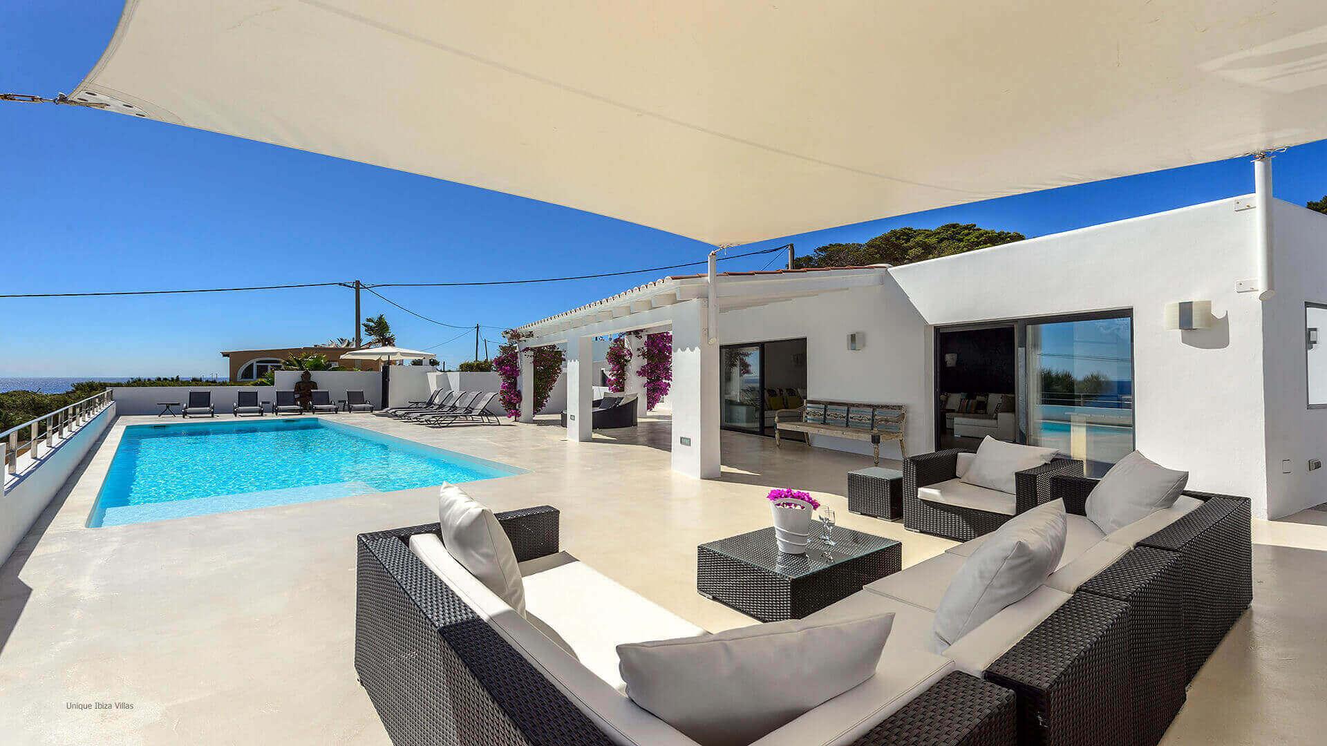 Casa Delfin Ibiza 19 Cala Codolar