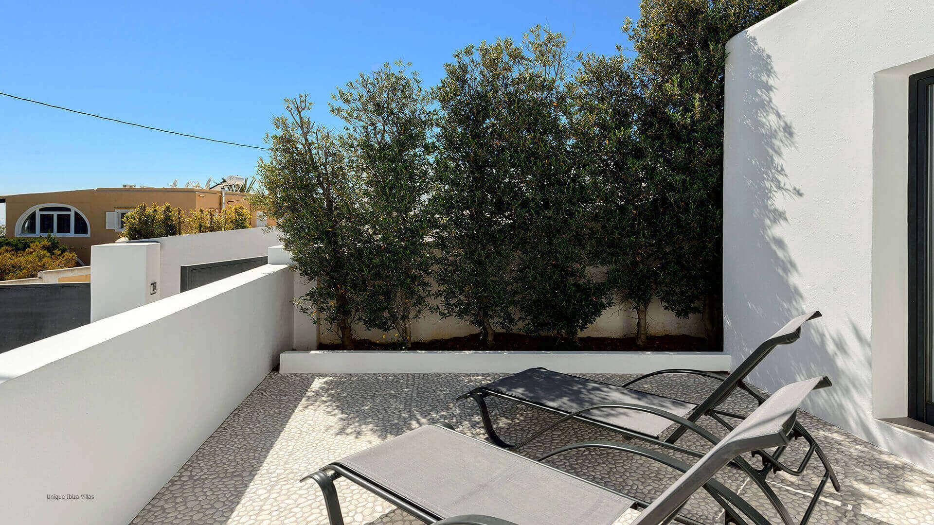 Casa Delfin Ibiza 30 Bedroom 1 Terrace