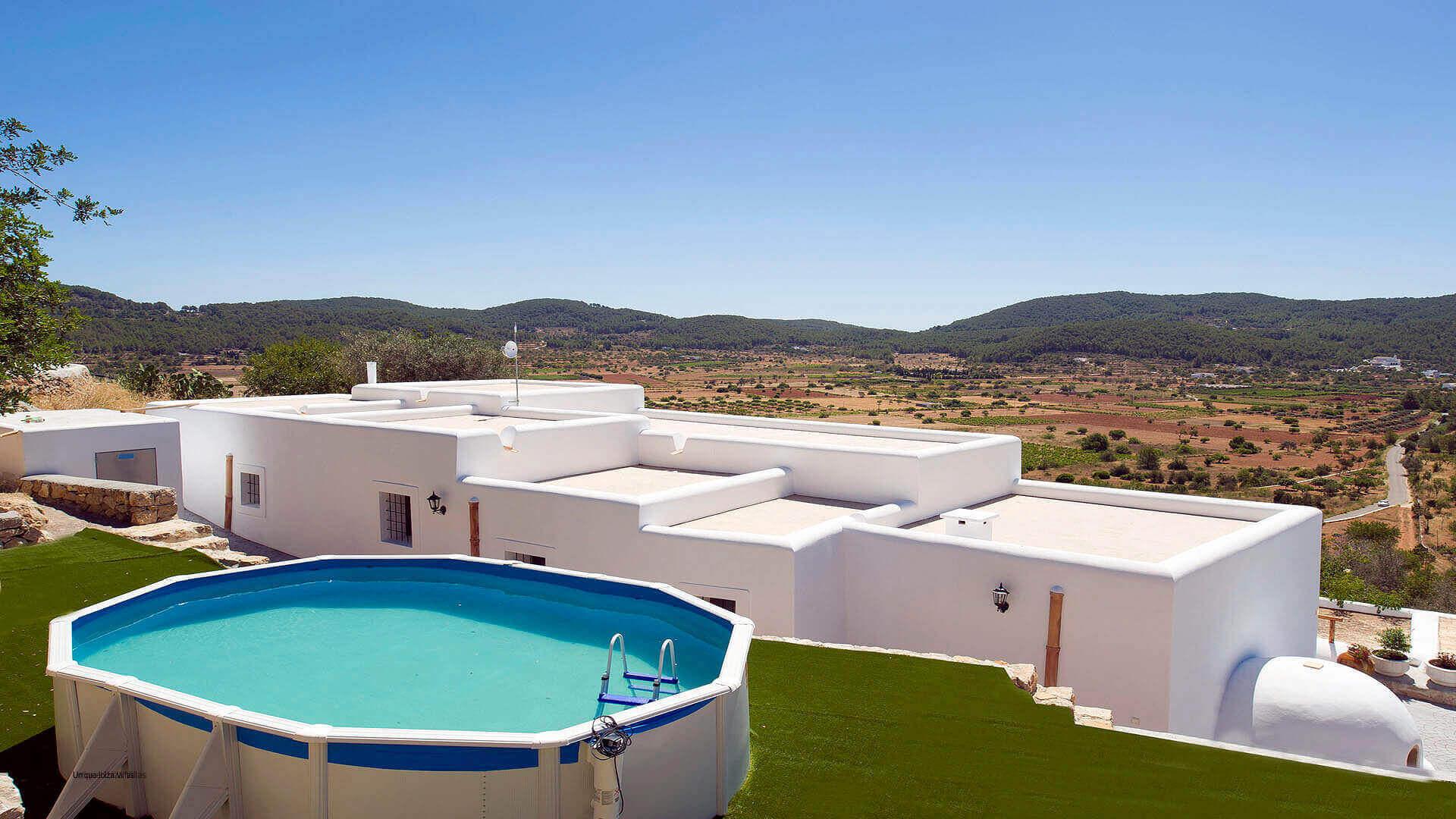 Casa Pep San Mateo Ibiza 2 Near San Mateo