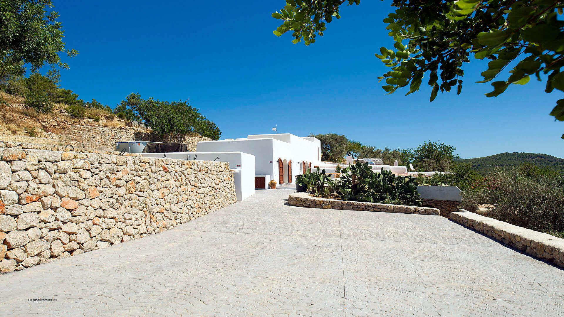 Casa Pep San Mateo Ibiza 7 Near San Mateo