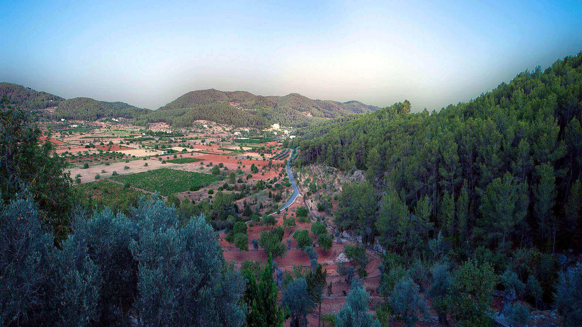 Casa Pep San Mateo Ibiza 18 Near San Mateo