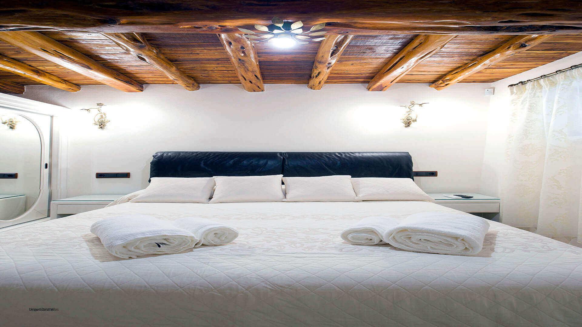 Casa Pep San Mateo Ibiza 28 Bedroom 1
