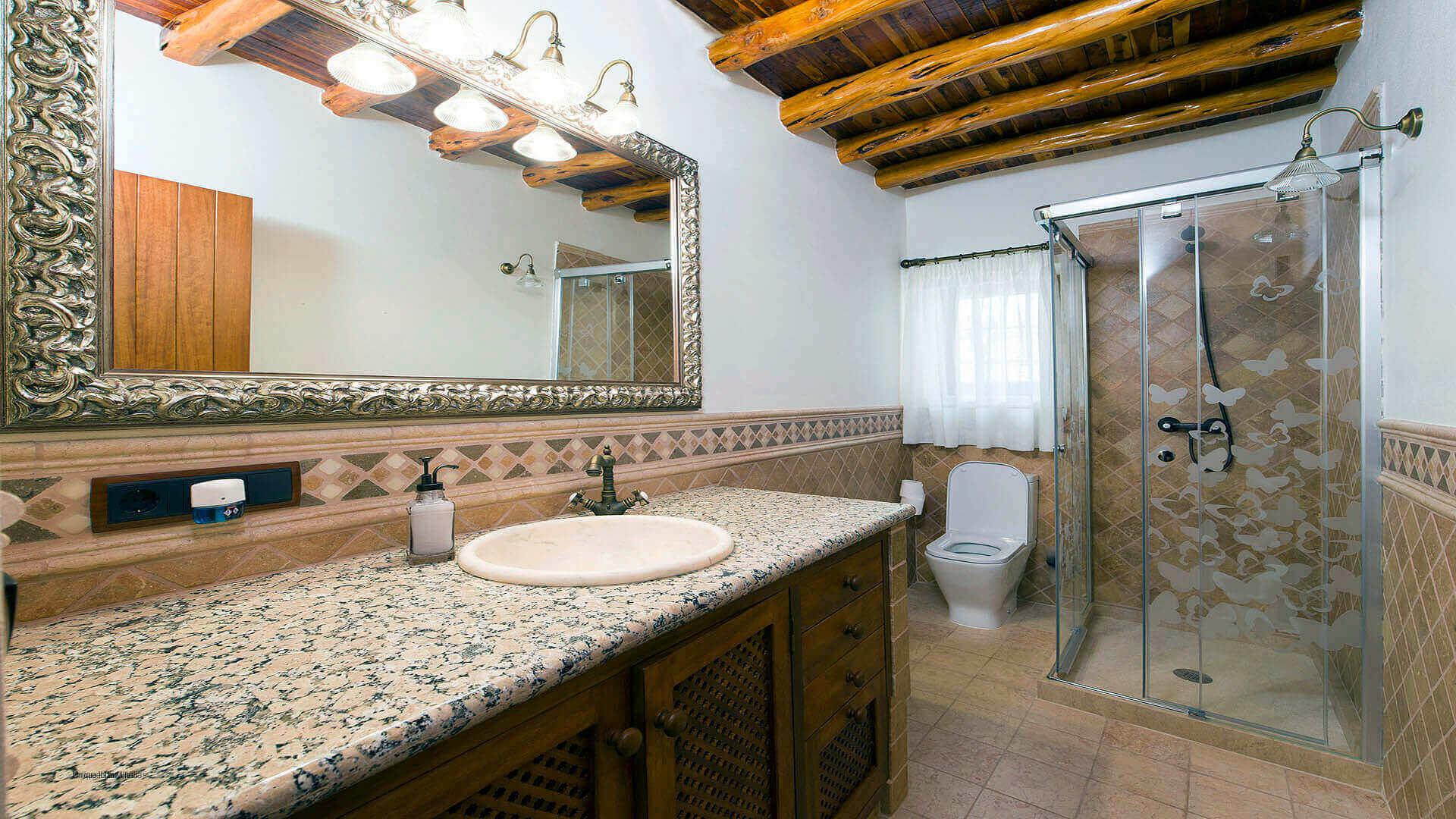 Casa Pep San Mateo Ibiza 30 Bedroom 1 En Suite