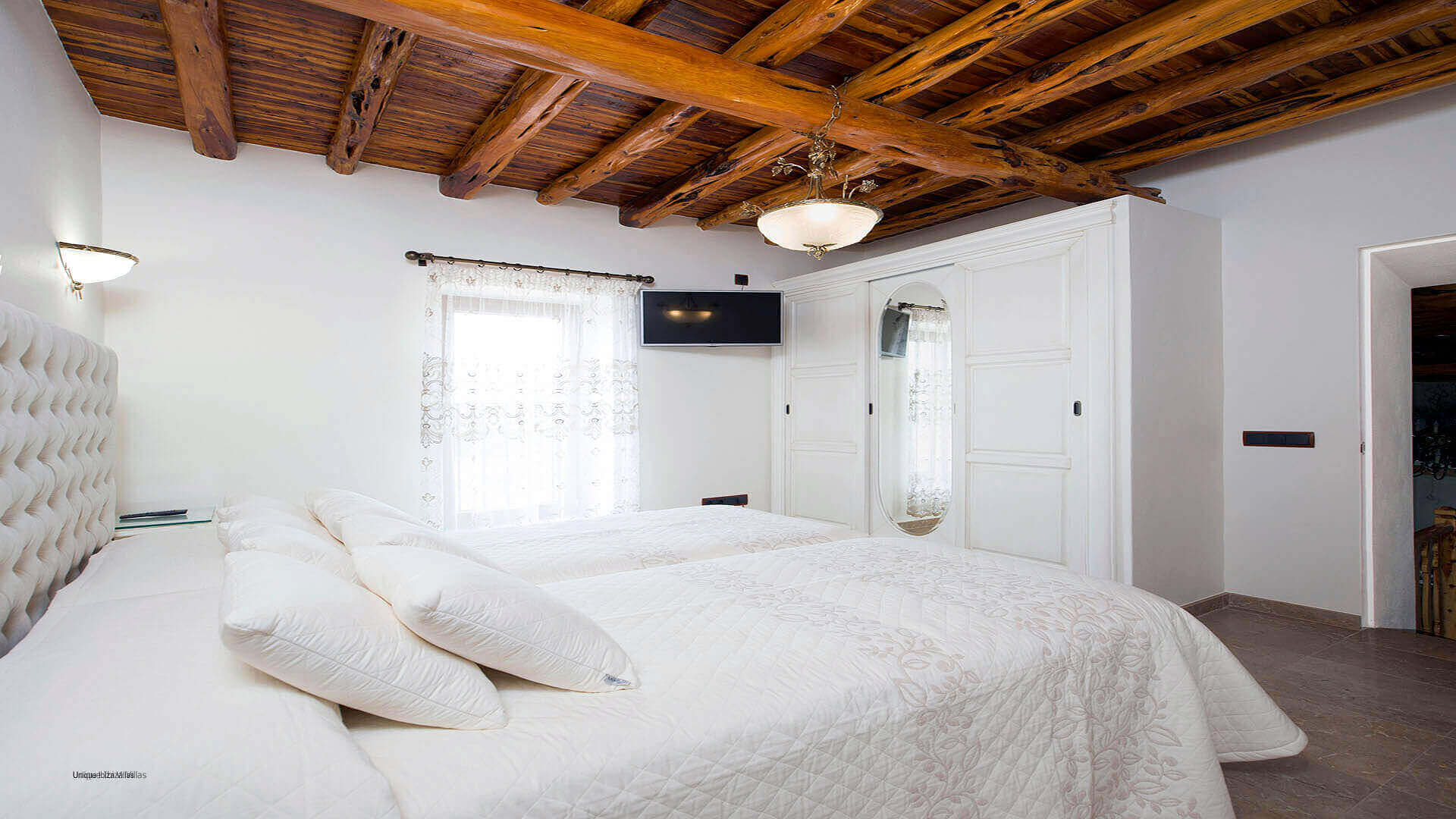Casa Pep San Mateo Ibiza 38 Bedroom 4