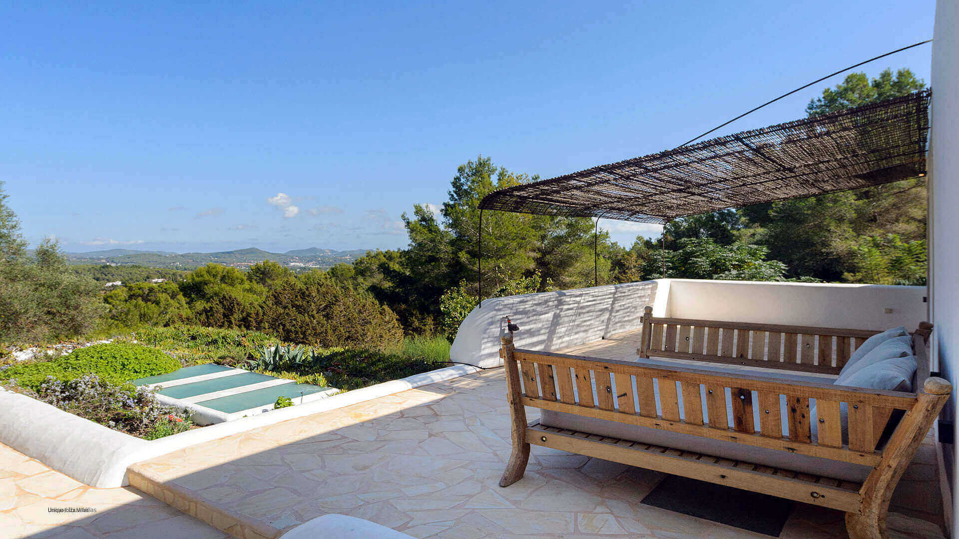 Can Pau Ibiza 30 Bedroom 1 Terrace