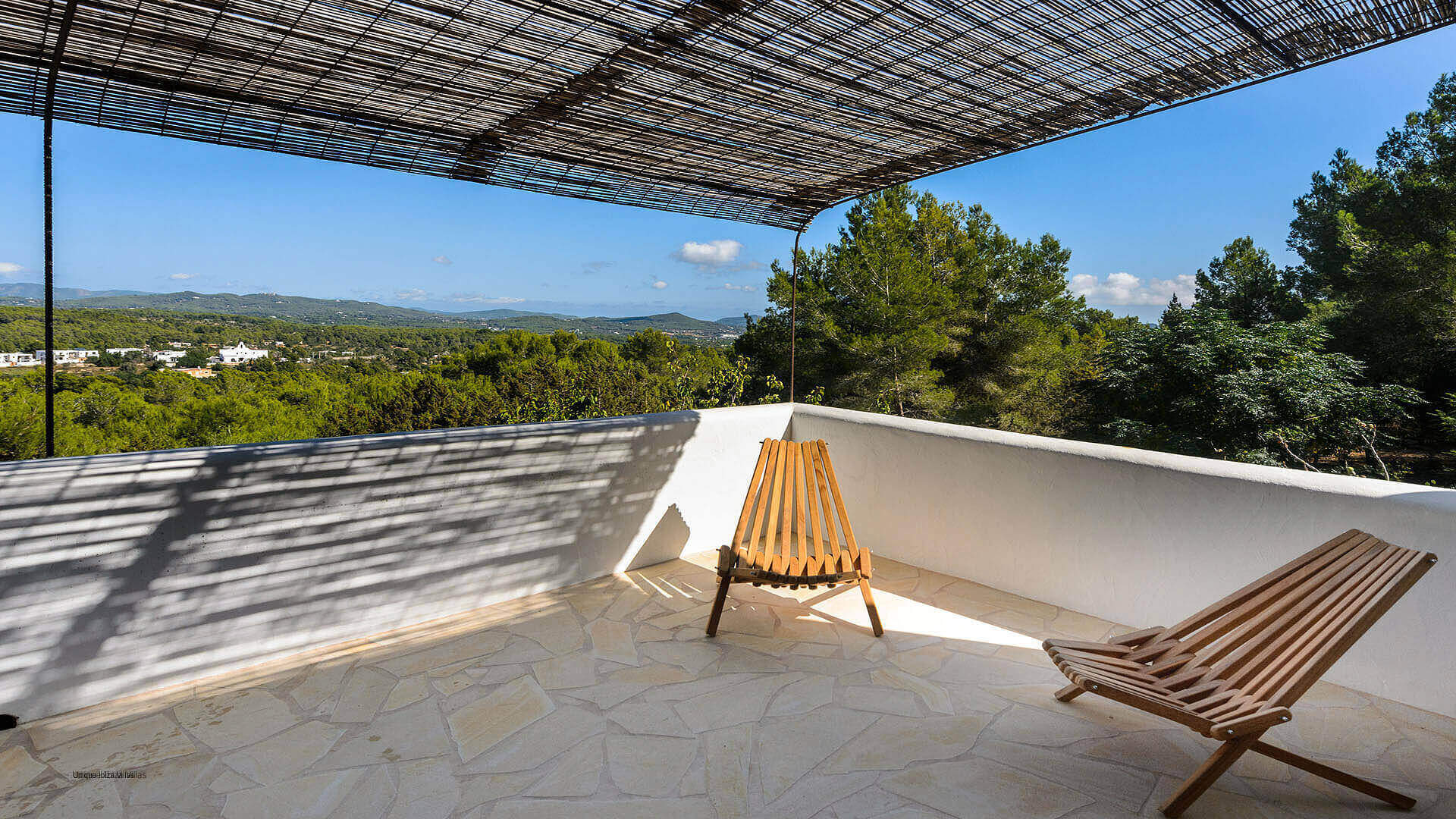Can Pau Ibiza 31 Bedroom 1 Terrace