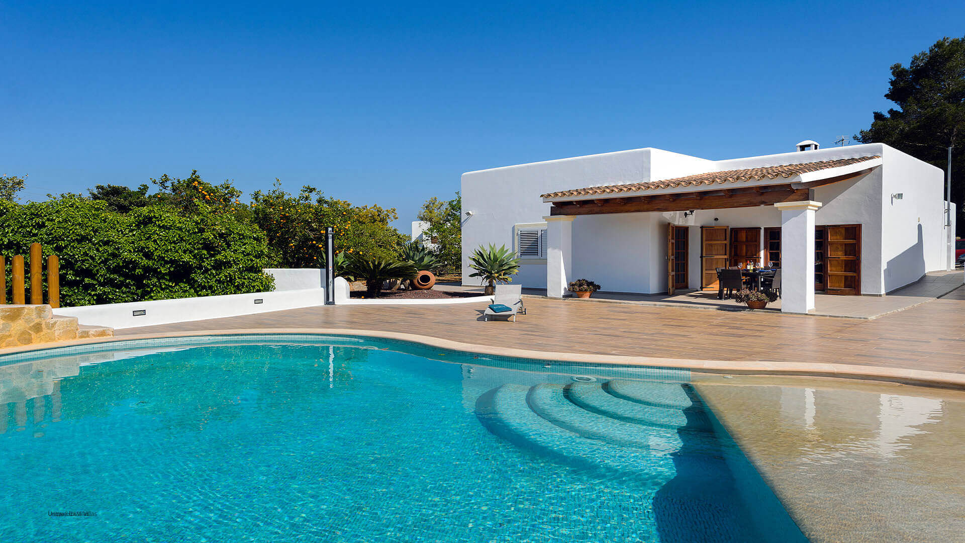 Villa Duo Ibiza 1 Near Santa Gertrudis
