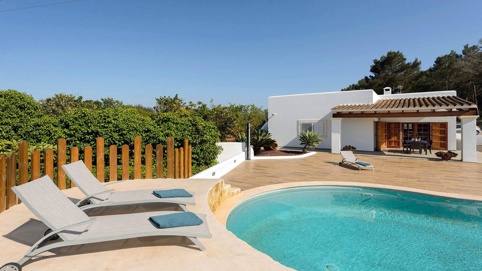 Villa Duo Ibiza 2 Near Santa Gertrudis