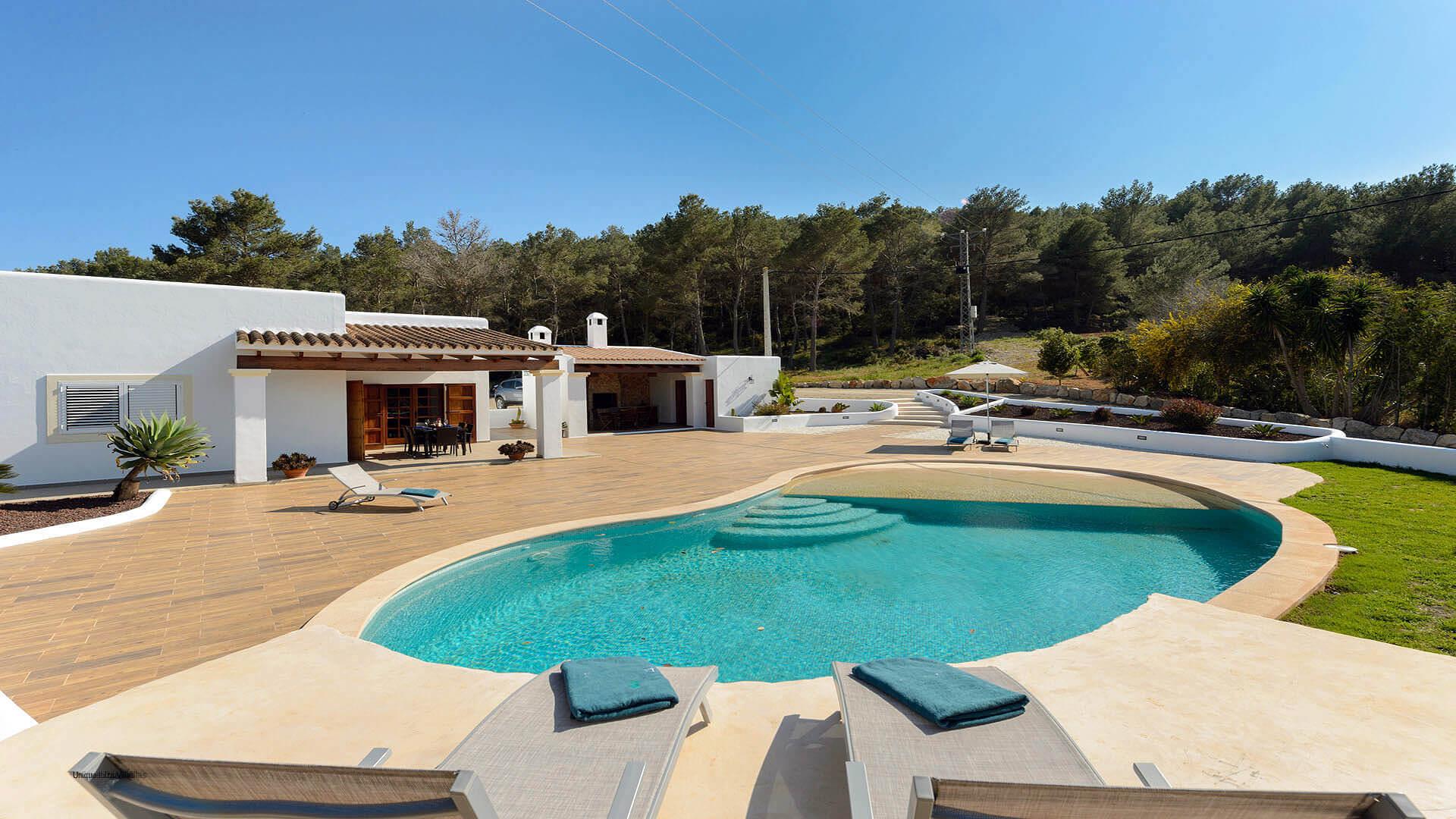 Villa Duo Ibiza 3 Near Santa Gertrudis