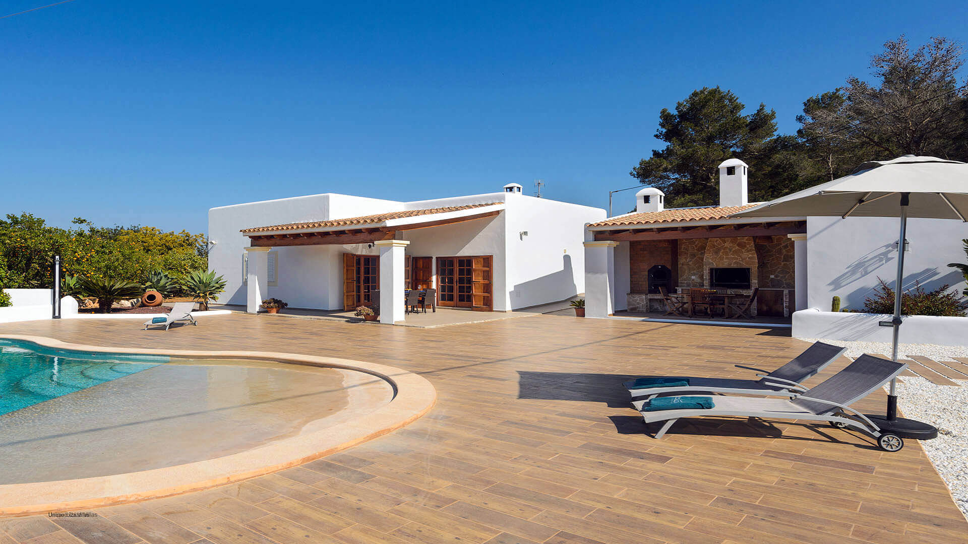 Villa Duo Ibiza 4 Near Santa Gertrudis