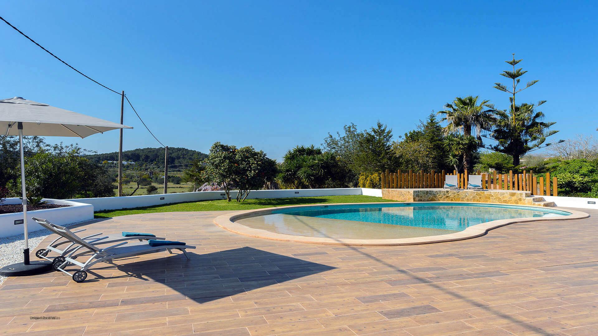 Villa Duo Ibiza 5 Near Santa Gertrudis