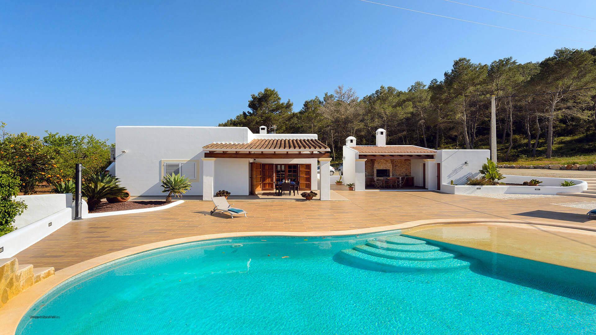 Villa Duo Ibiza 6 Near Santa Gertrudis