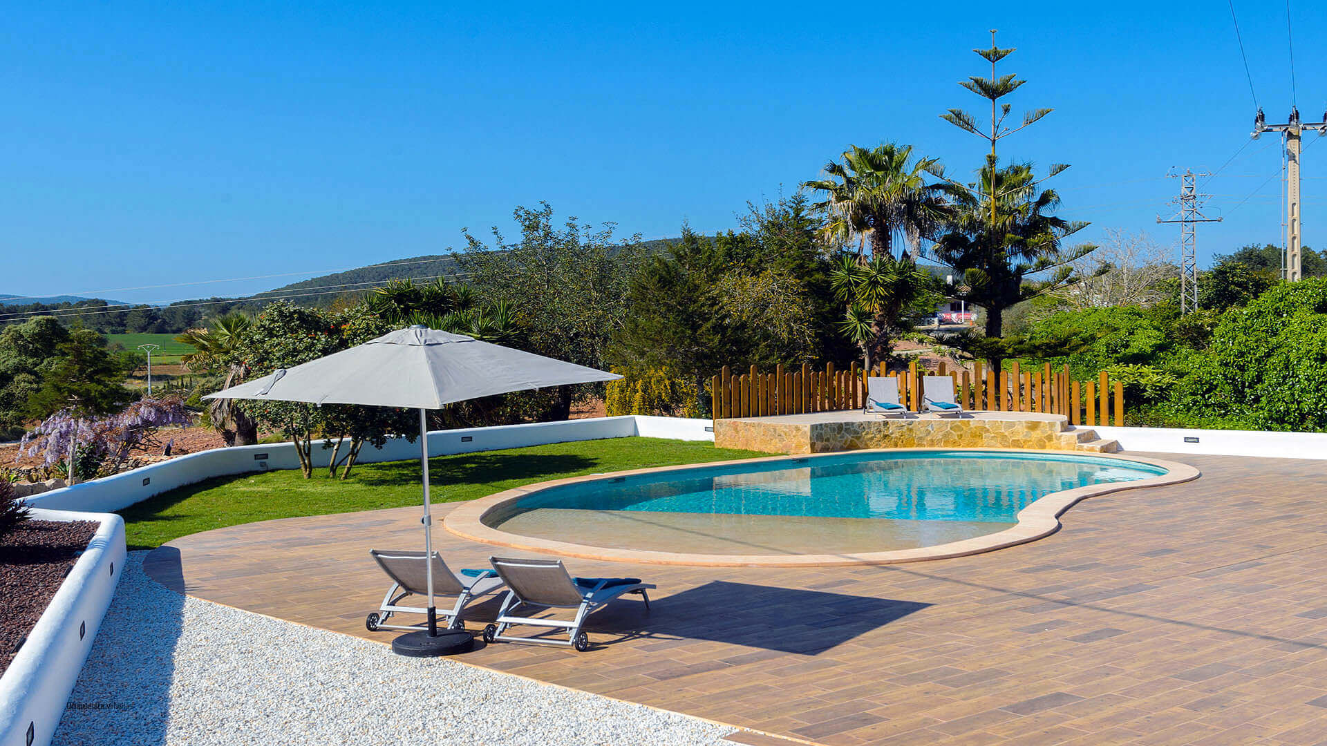 Villa Duo Ibiza 7 Near Santa Gertrudis