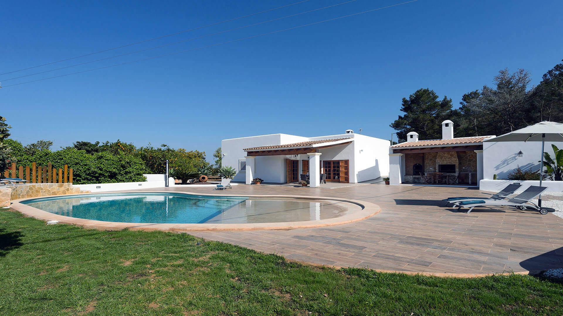 Villa Duo Ibiza 8 Near Santa Gertrudis