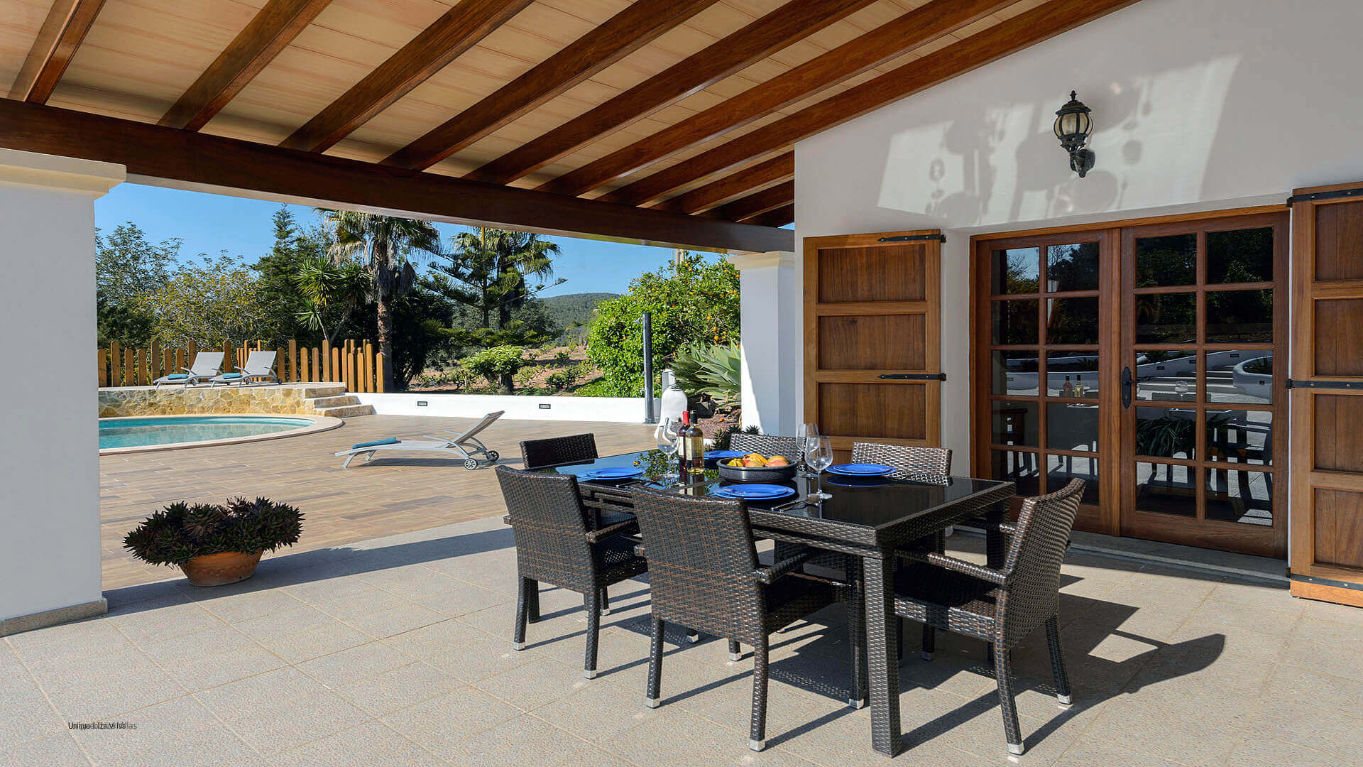 Villa Duo Ibiza 11 Near Santa Gertrudis