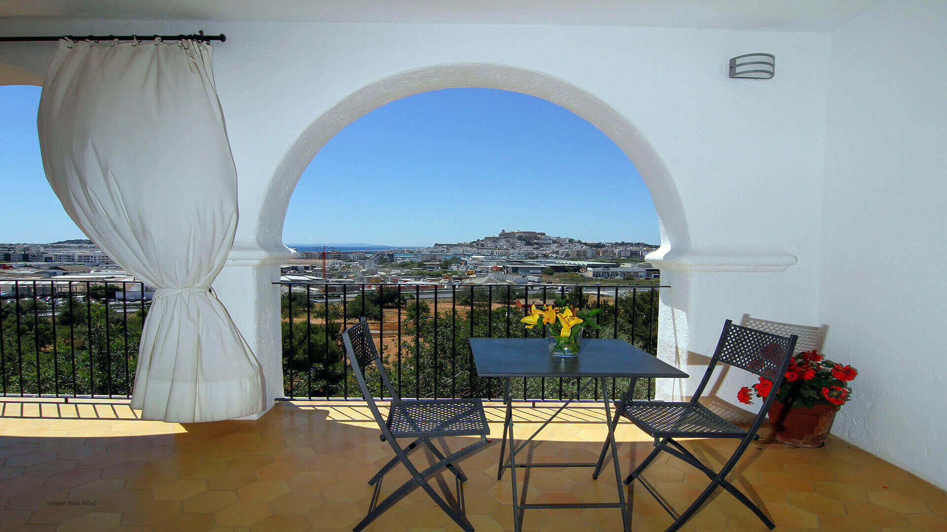 Can Valls Ibiza 36 Bedroom 1 Terrace