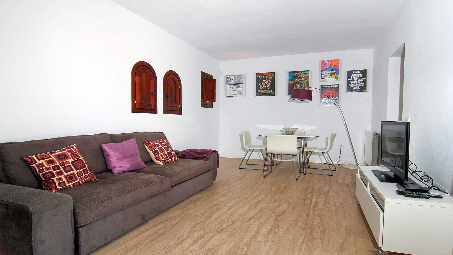 Can Valls Ibiza 48 Apartment Bedroom 6