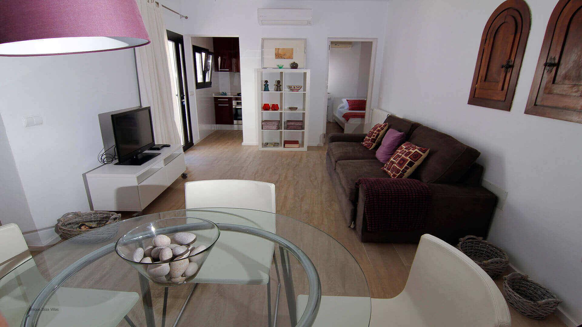 Can Valls Ibiza 49 Apartment Bedroom 6
