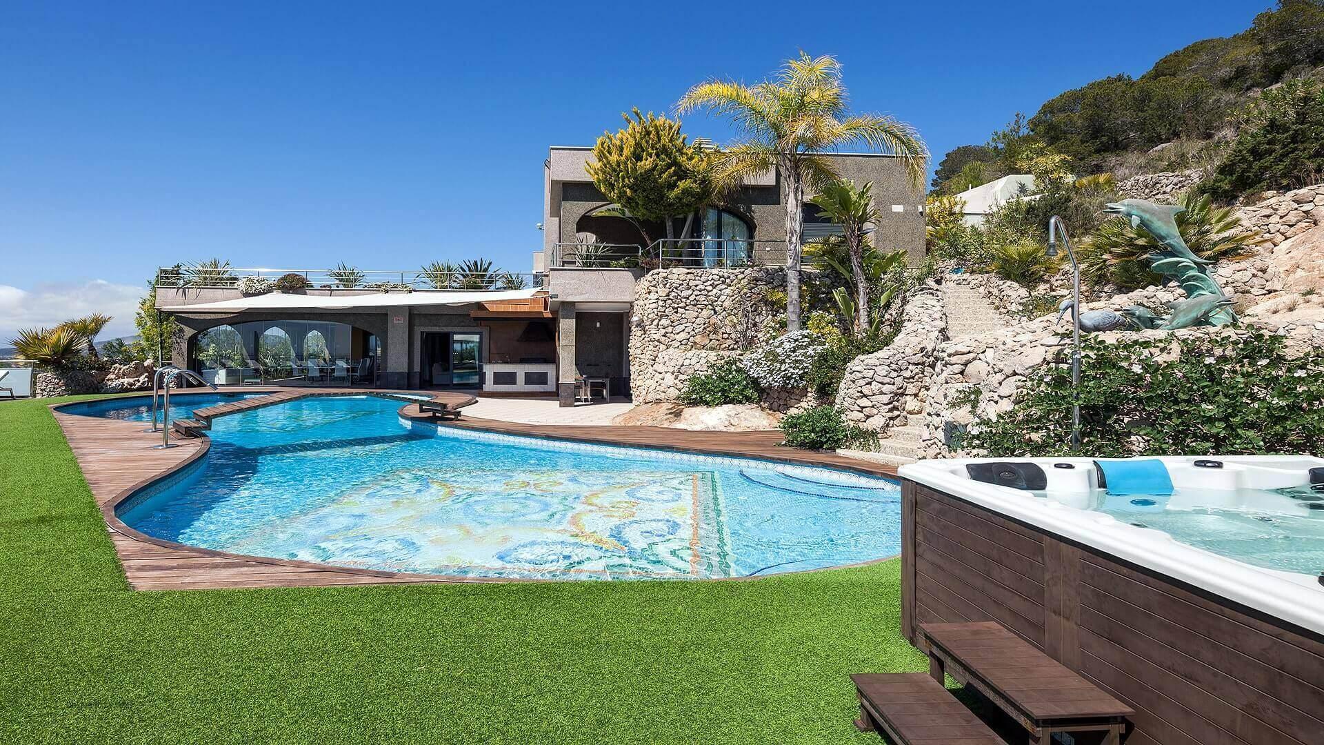 Villa Fuente De Ibiza 3 Near Ibiza Town