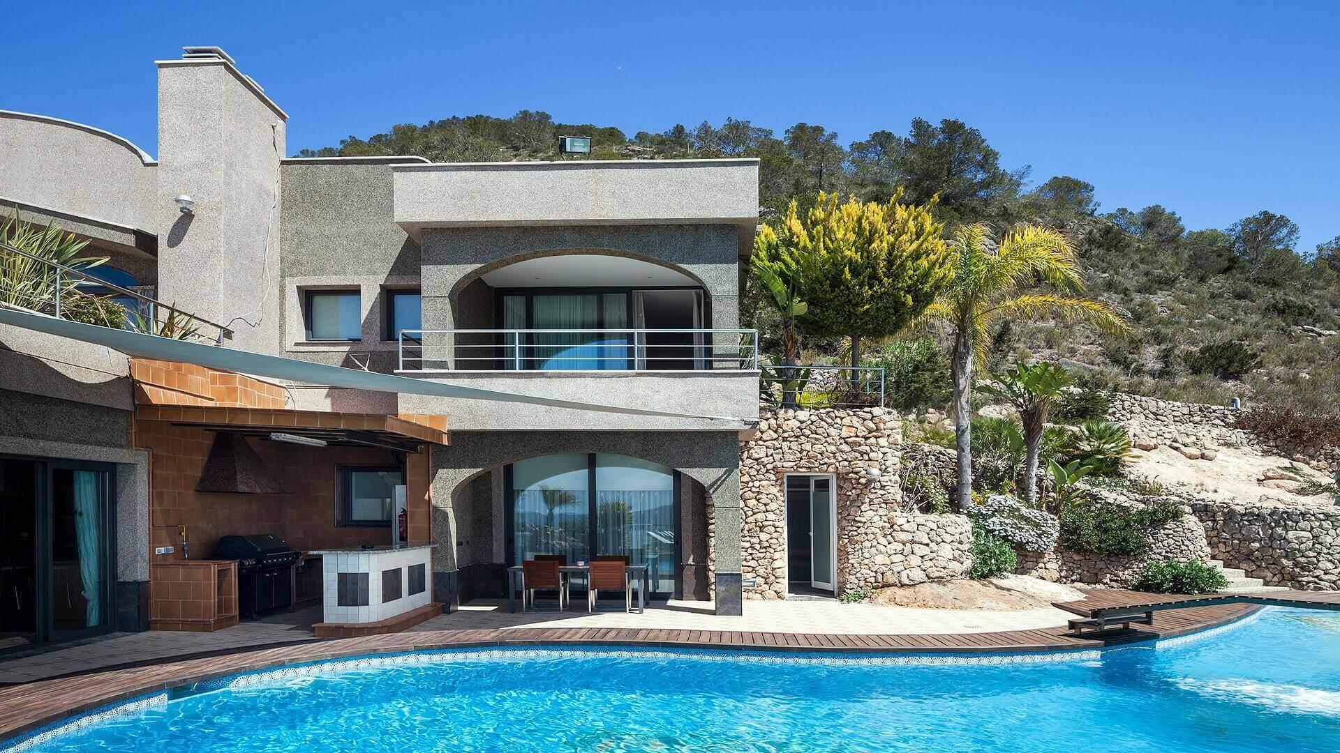 Villa Fuente De Ibiza 4 Near Ibiza Town