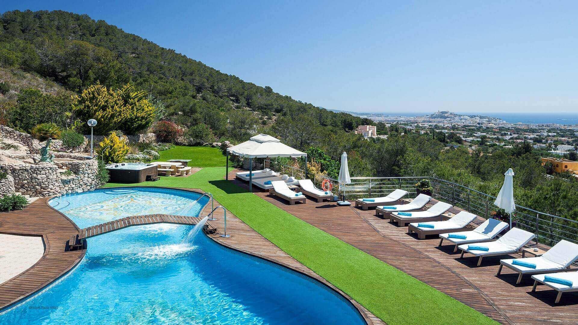 Villa Fuente De Ibiza 8 Near Ibiza Town