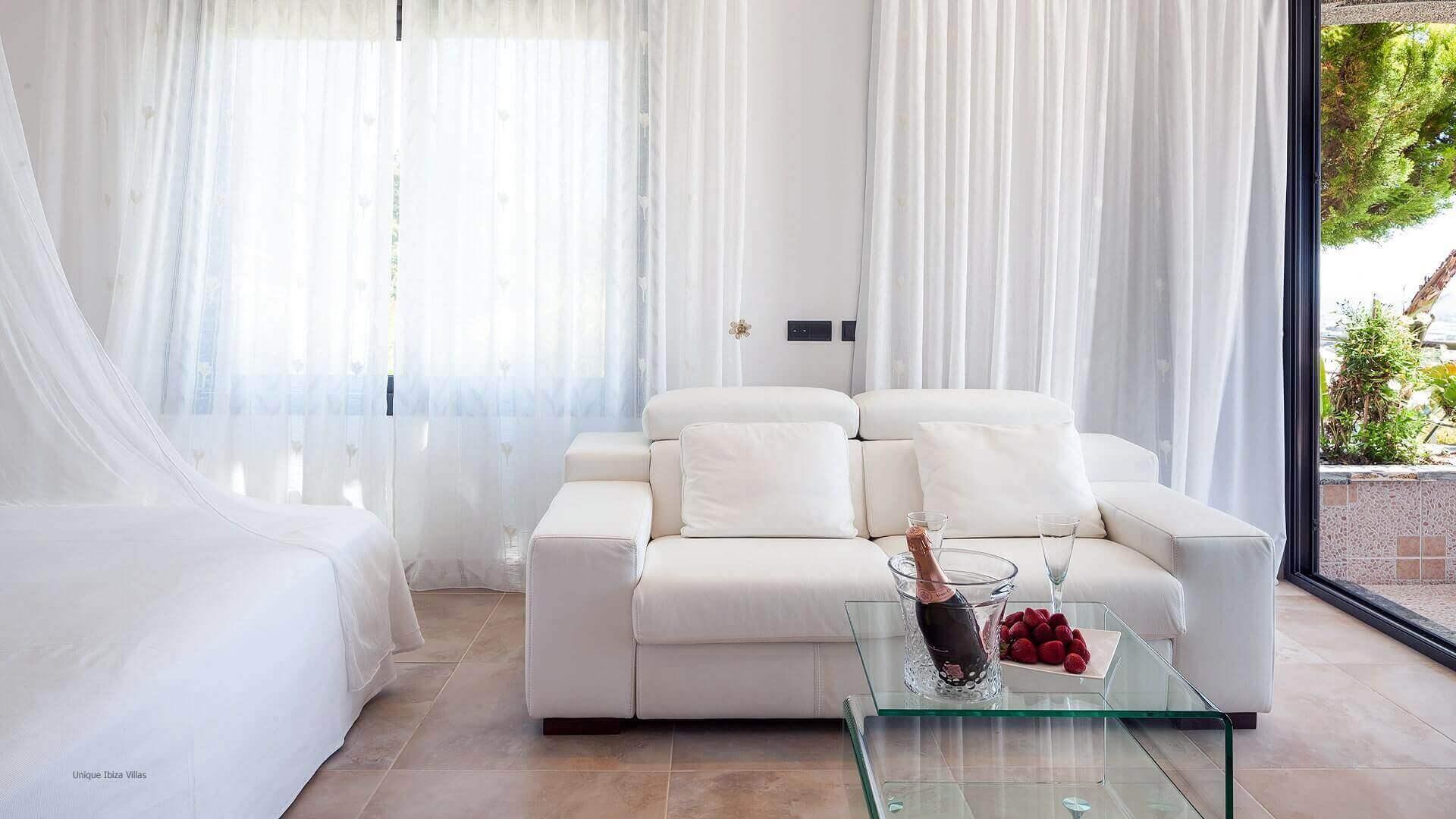 Villa Fuente De Ibiza 34 Bedroom 1
