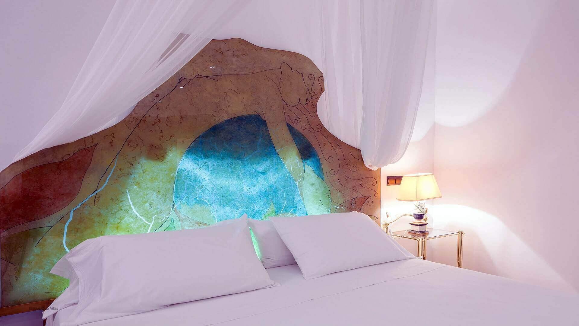 Villa Fuente De Ibiza 38 Bedroom 2