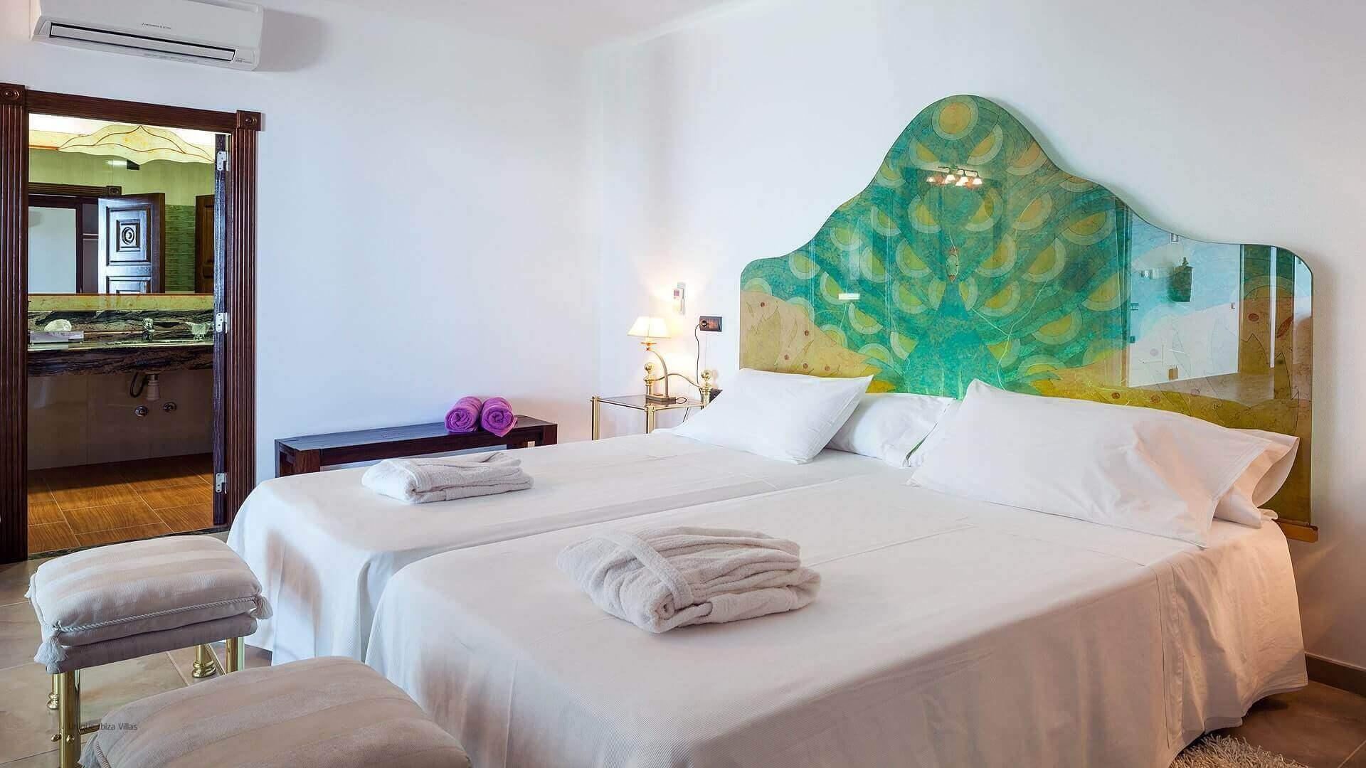 Villa Fuente De Ibiza 41 Bedroom 3