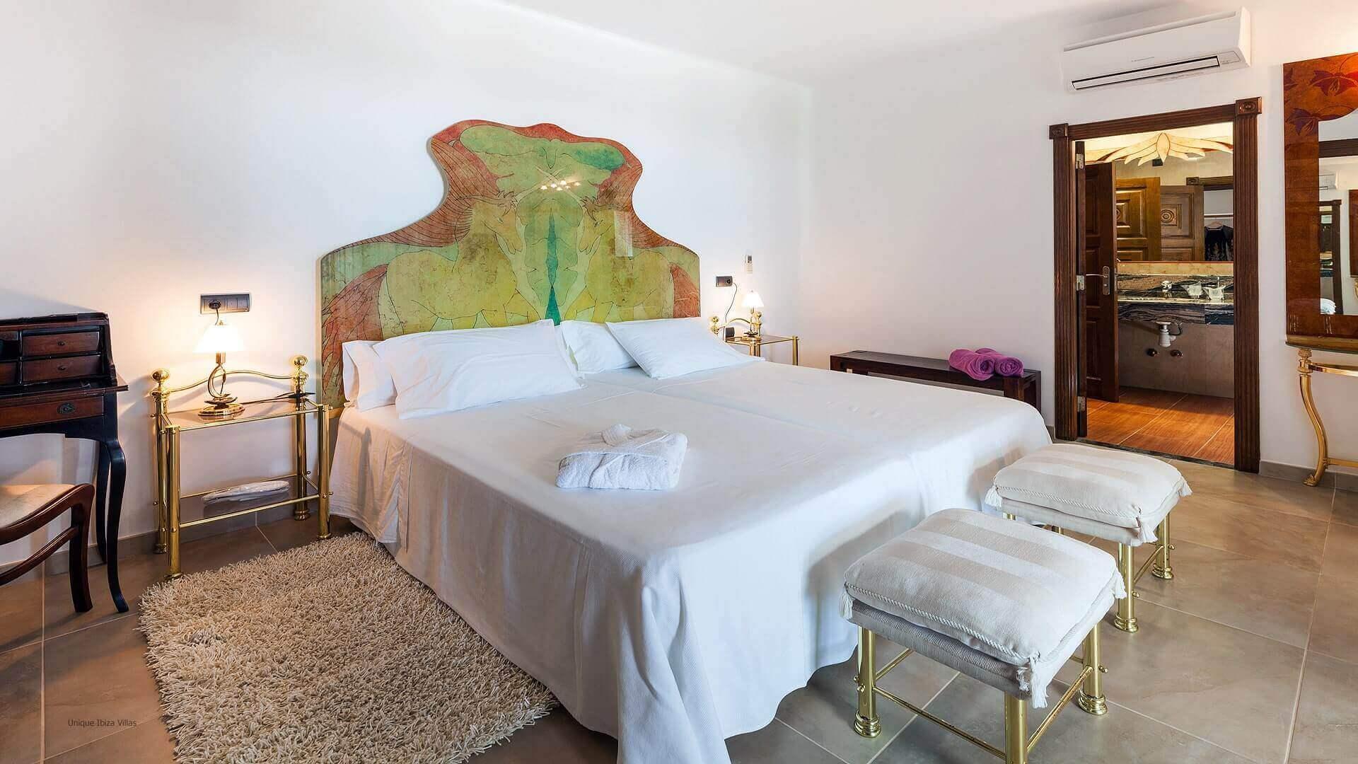 Villa Fuente De Ibiza 46 Bedroom 5