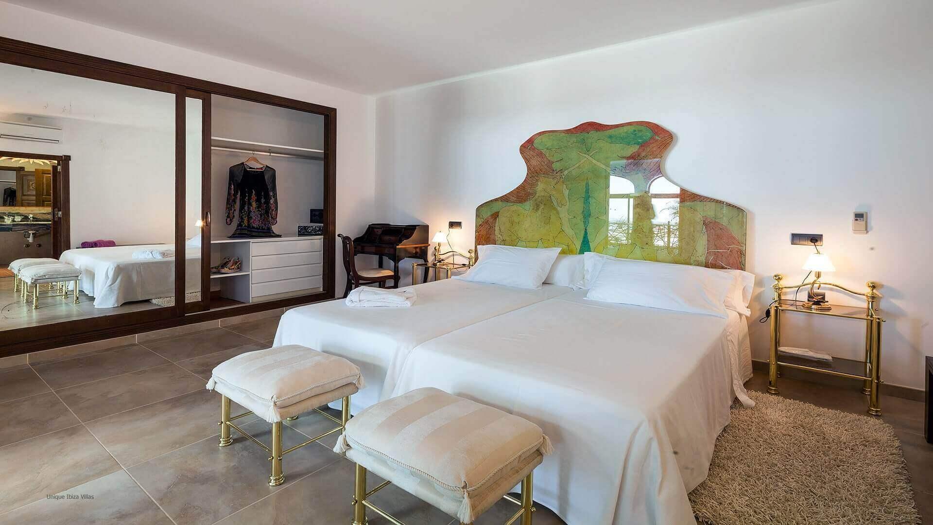 Villa Fuente De Ibiza 47 Bedroom 5