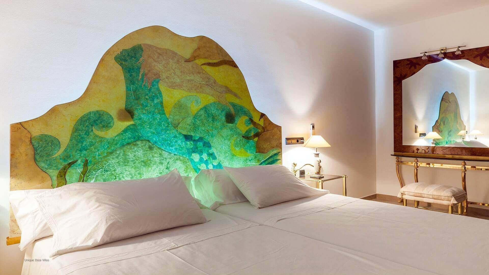 Villa Fuente De Ibiza 50 Bedroom 6