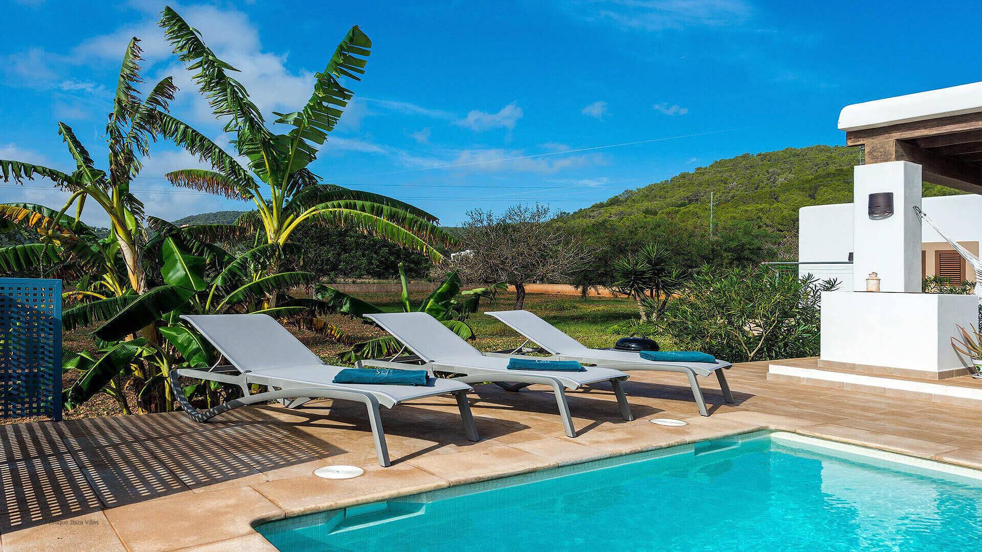 Villa Ses Dos Illes 3 Near Ibiza Town