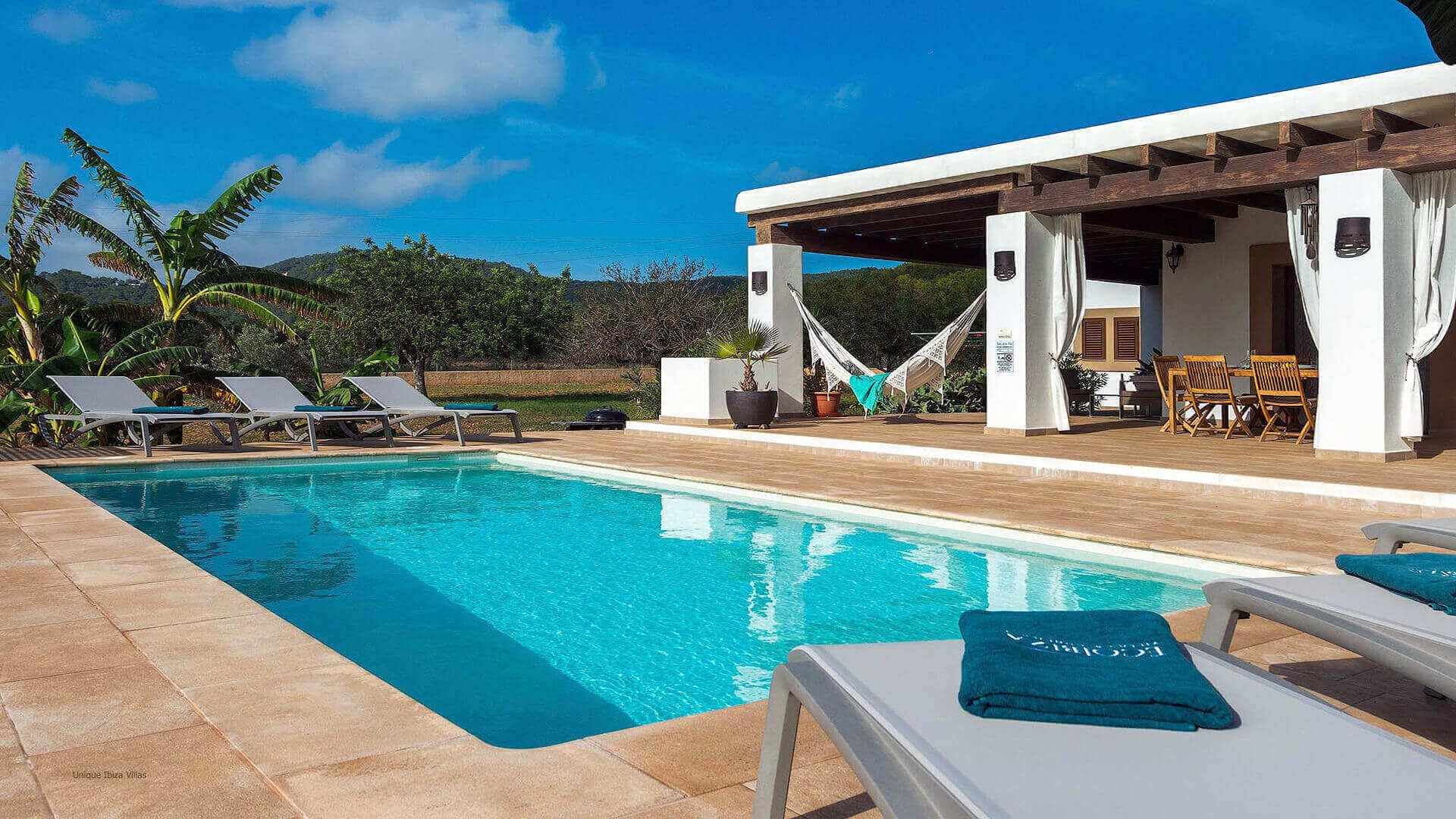 Villa Ses Dos Illes 4 Near Ibiza Town