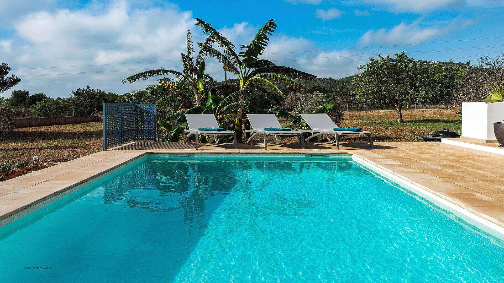 Villa Ses Dos Illes 5 Near Ibiza Town
