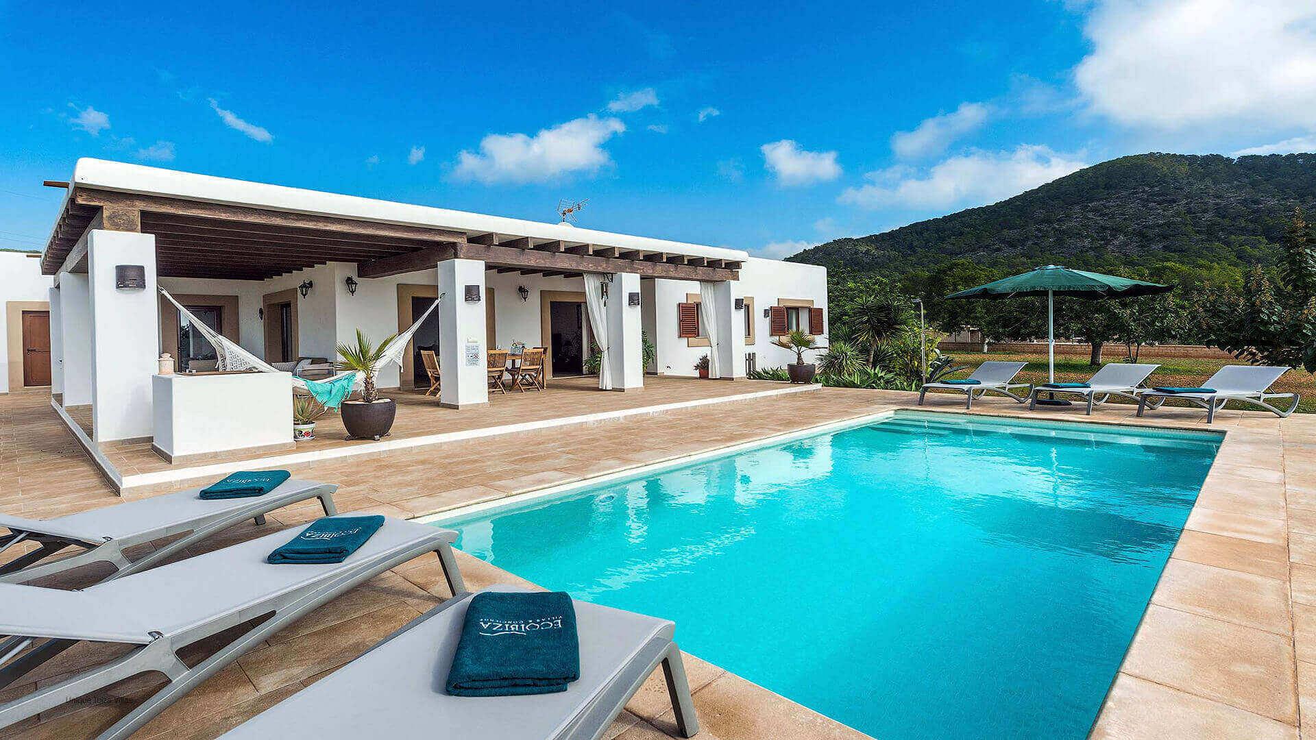 Villa Ses Dos Illes 6 Near Ibiza Town