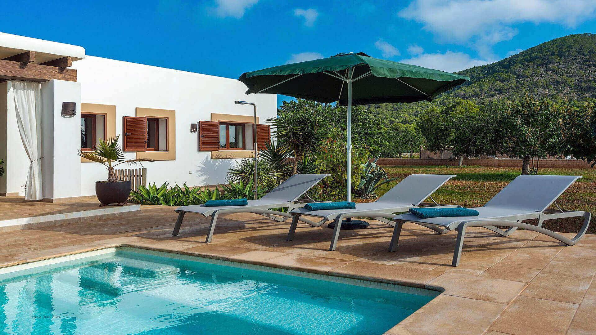 Villa Ses Dos Illes 7 Near Ibiza Town