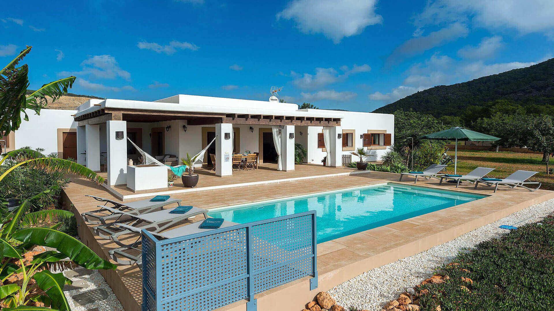 Villa Ses Dos Illes 8 Near Ibiza Town