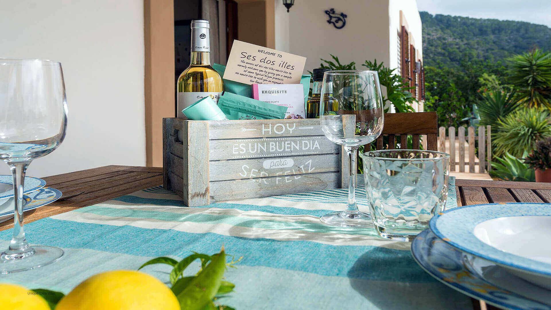 Villa Ses Dos Illes 15 Near Ibiza Town