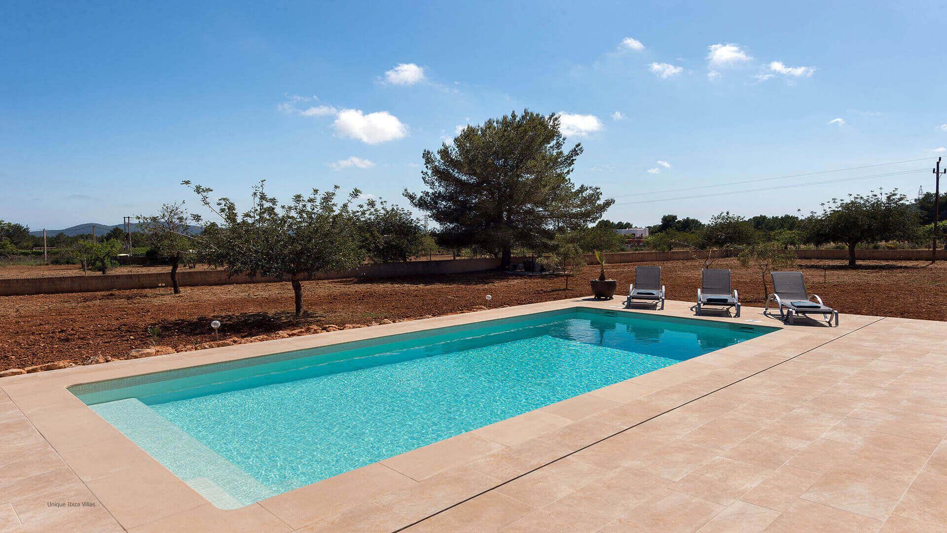 Villa Ses Dos Illes 9 Near Ibiza Town