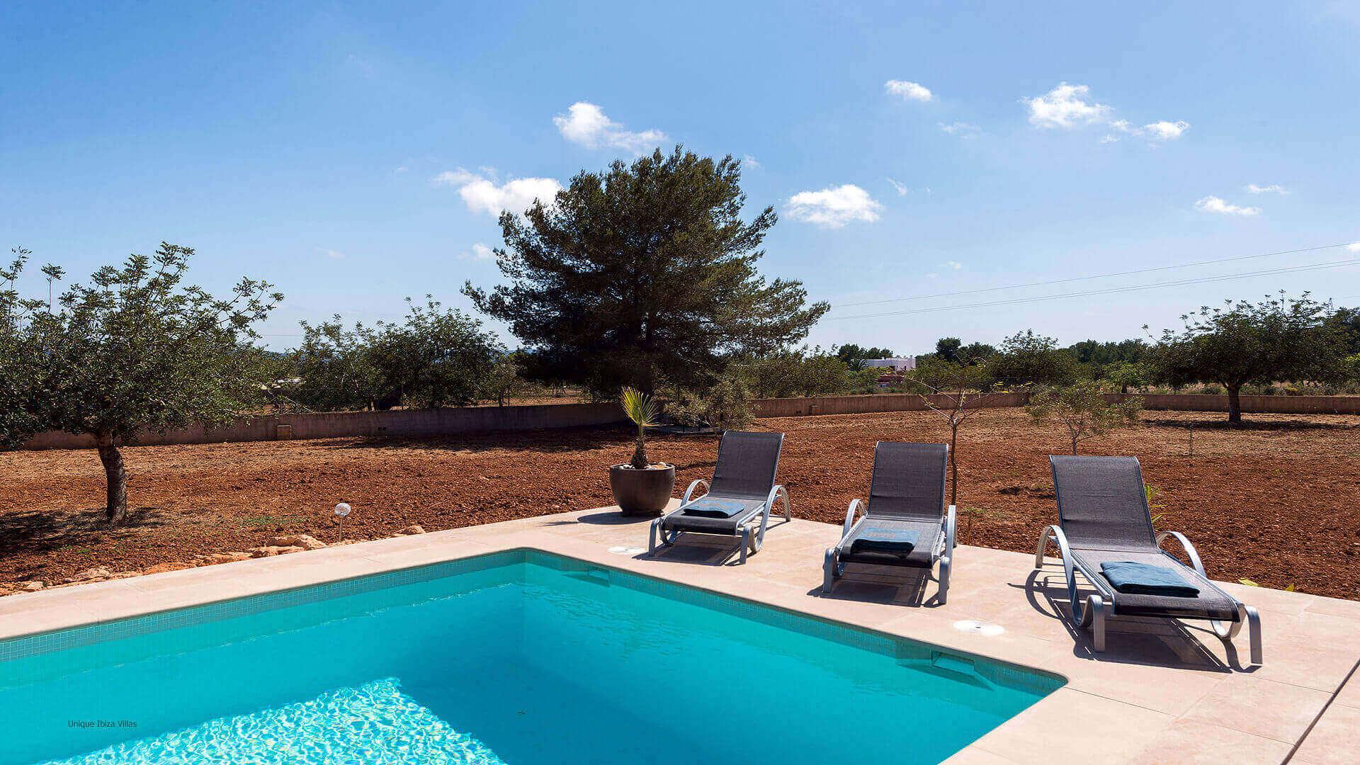 Villa Ses Dos Illes 10 Near Ibiza Town