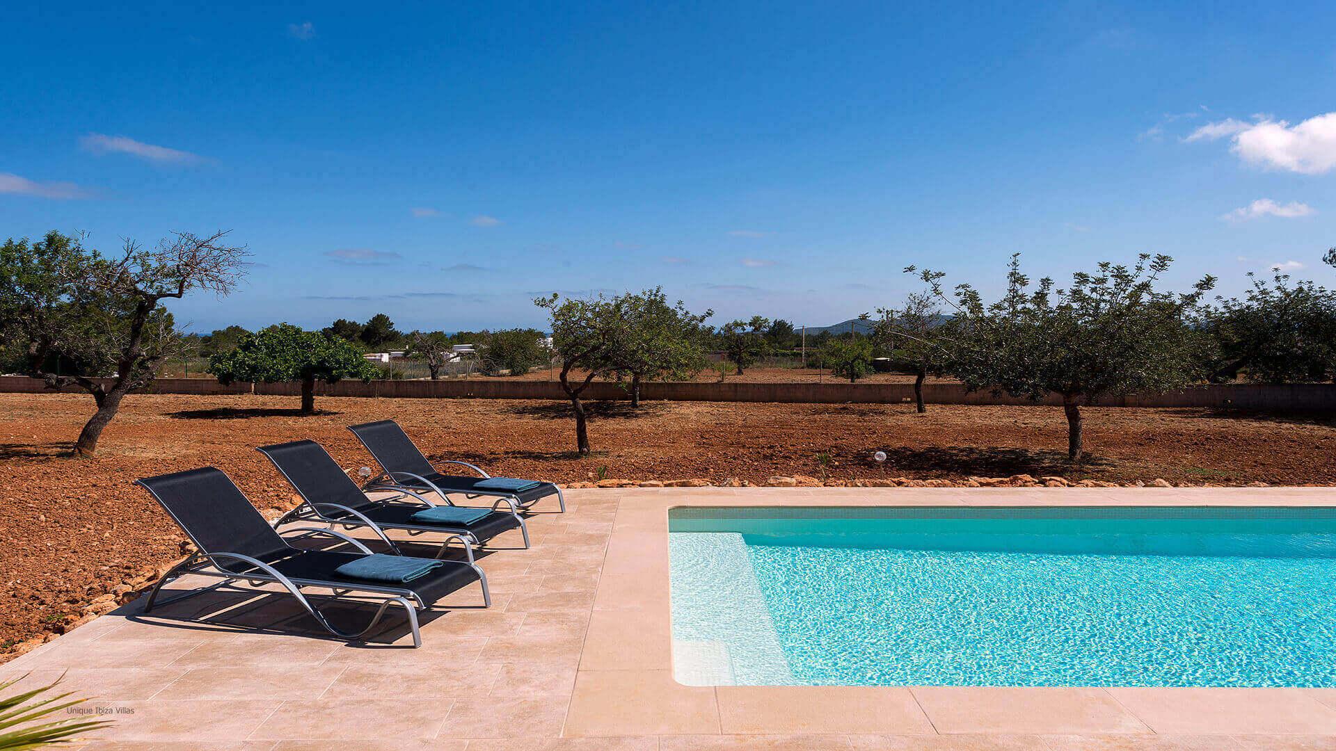 Villa Ses Dos Illes 11 Near Ibiza Town