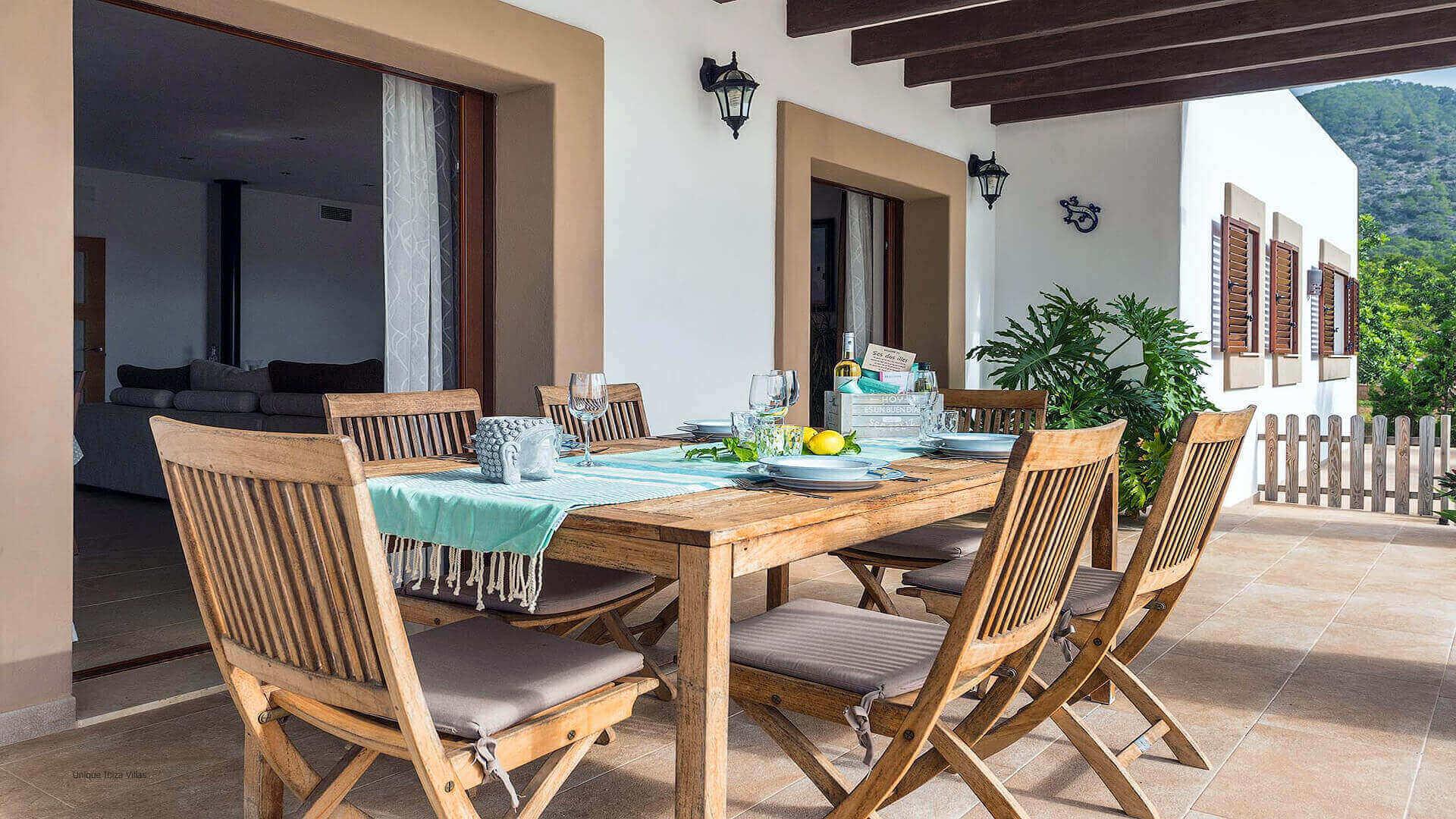 Villa Ses Dos Illes 14 Near Ibiza Town