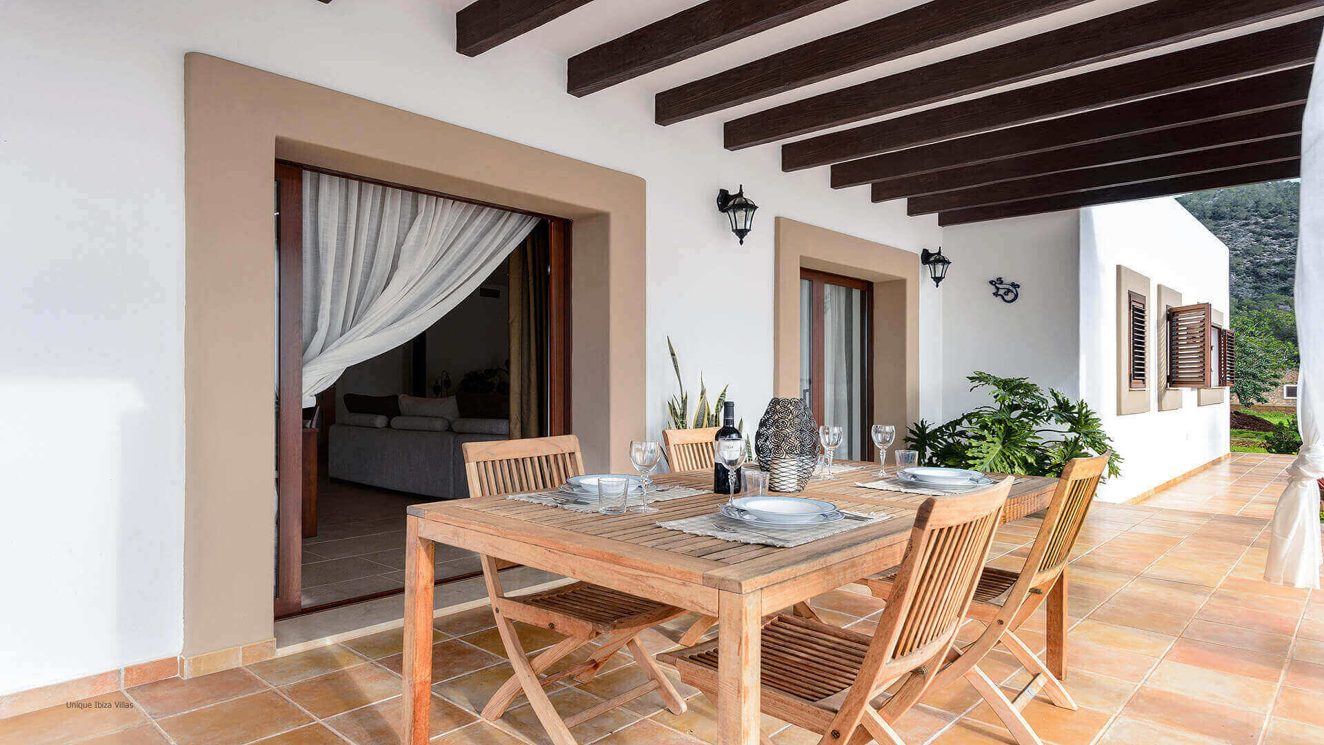 Villa Ses Dos Illes 16 Near Ibiza Town