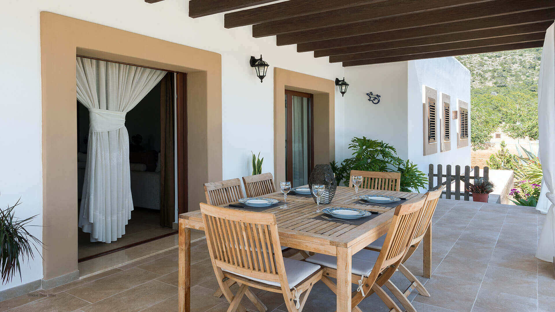 Villa Ses Dos Illes 17 Near Ibiza Town
