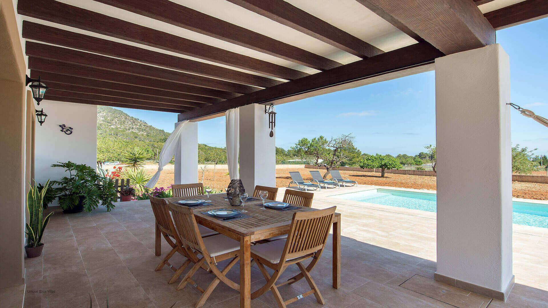 Villa Ses Dos Illes 18 Near Ibiza Town