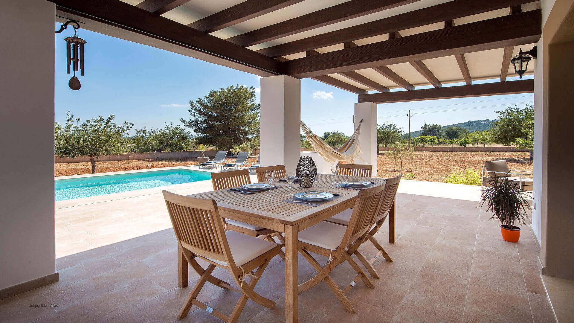 Villa Ses Dos Illes 19 Near Ibiza Town
