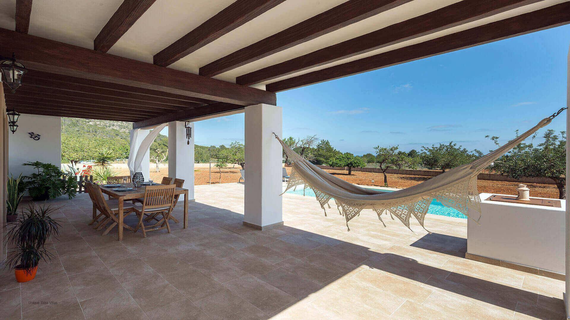 Villa Ses Dos Illes 22 Near Ibiza Town
