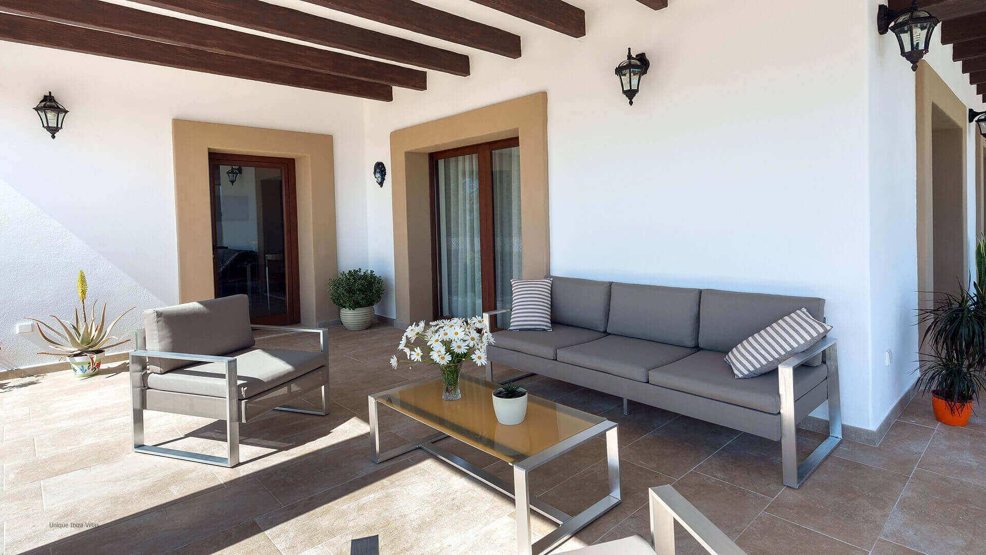 Villa Ses Dos Illes 23 Near Ibiza Town