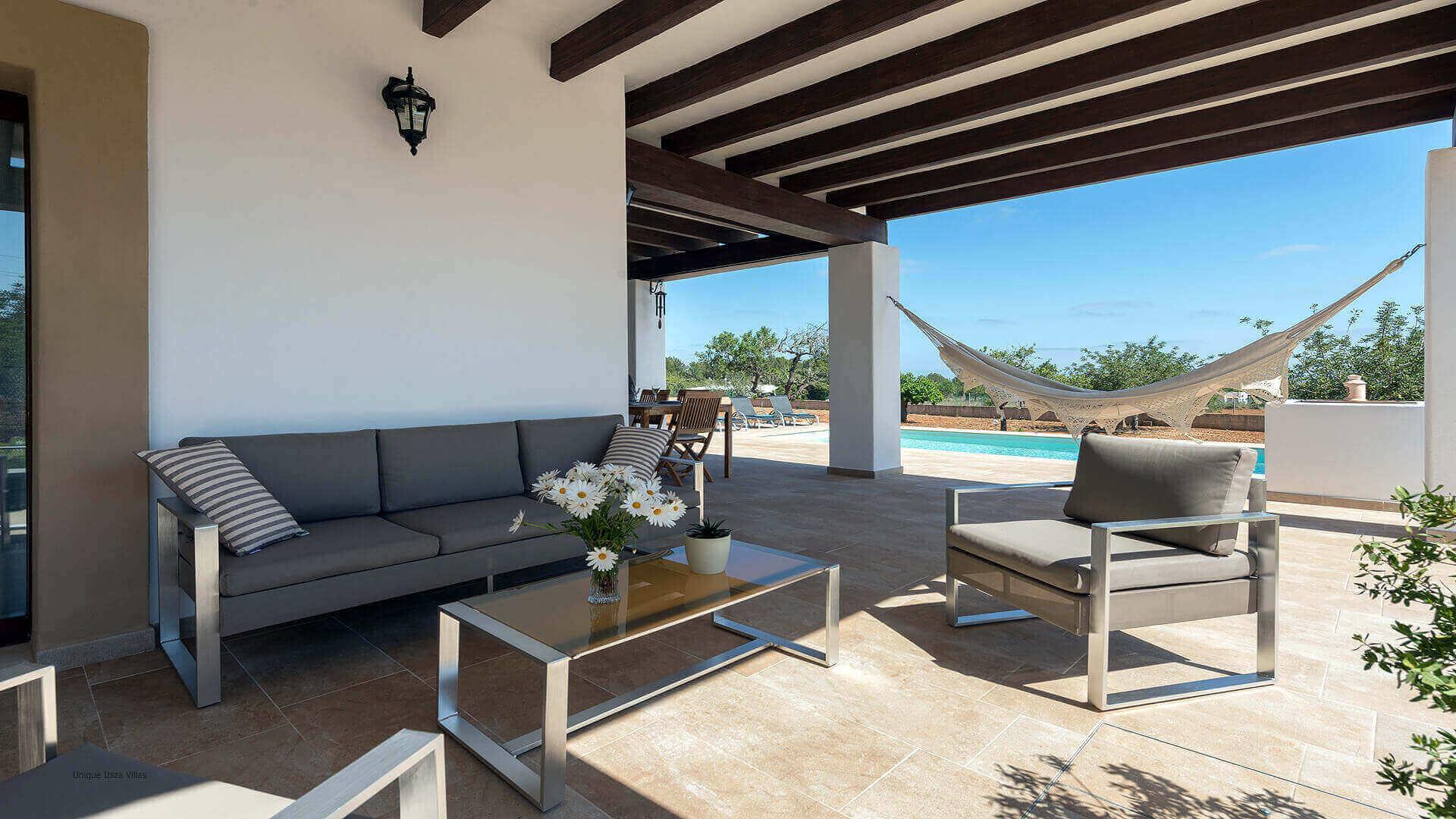 Villa Ses Dos Illes 24 Near Ibiza Town