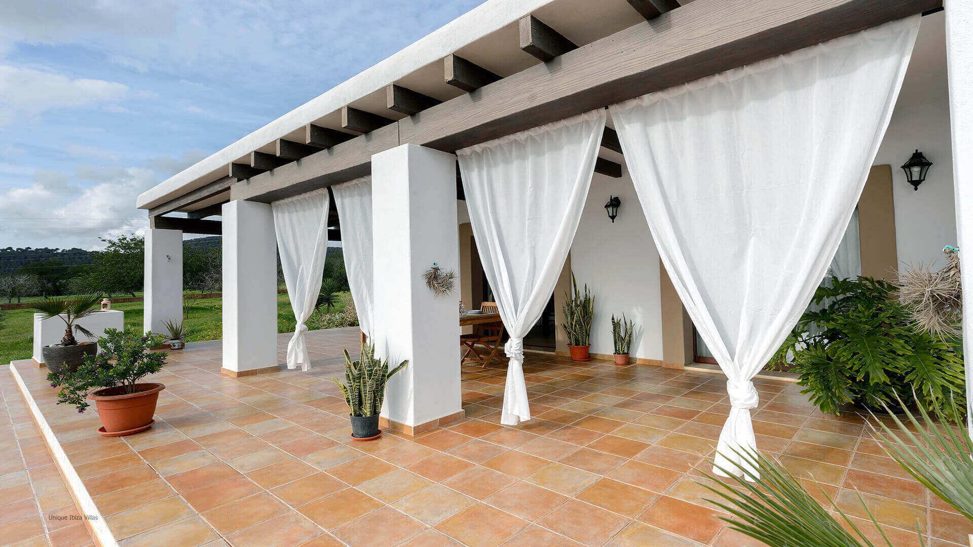 Villa Ses Dos Illes 25 Near Ibiza Town